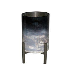 Candelabro de vidrio