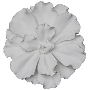 Flor de Pared Blanca