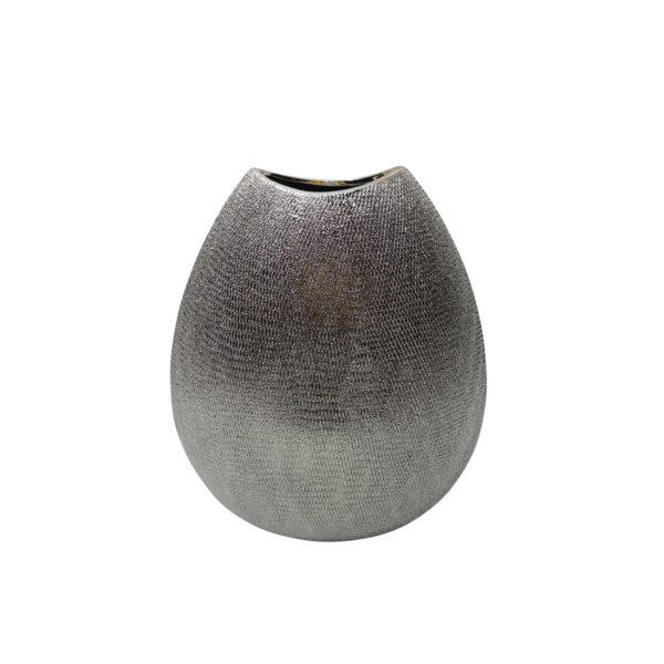 Jarron de Ceramica Dorado