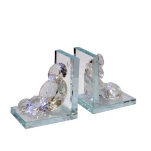 Portalibros de Diamante